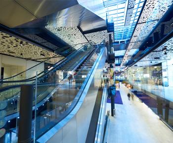 Malls et centres commerciaux